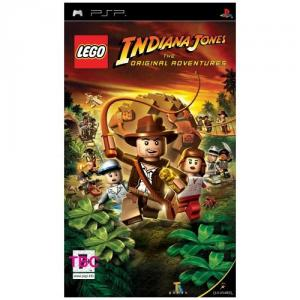 Lego: indiana jones psp
