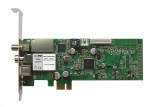 TV Tuner Hauppauge WinTV-HVR-5500 HD, PCI-e, FM radio, analog & digital DVB-T/-C/-S/-S2, Time-Shifting, EPG