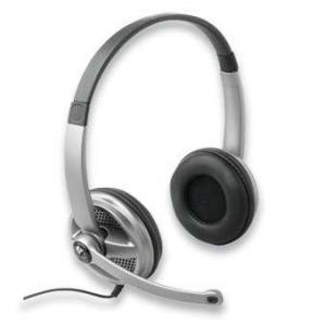 Casti logitech premium stereo