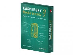 Kaspersky Mobile Security 9.0 International Edition. 1-PDA 1 year Base Download Pack (KL1030NDAFS)