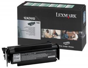 Toner lexmark 0012a7410 0012a7410