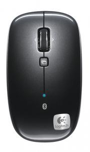 Mouse logitech m555b negru