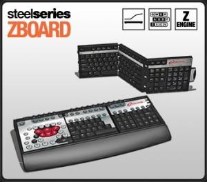 Steelseries zboard gaming
