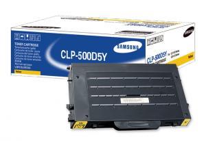 Toner CLP-500D5Y Yellow