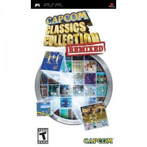 Capcom Classics Collection Remixed PSP