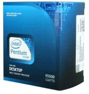 Procesor INTEL® PENTIUM Dual Core E5500