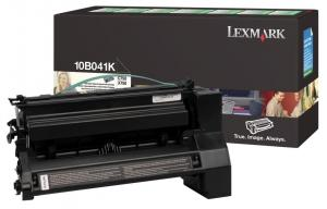 Toner lexmark 0010b041k negru