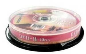Dvd r 16x 4.7gb 10buc