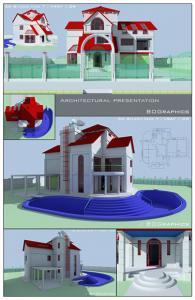 Prezentari arhitecturale 3d