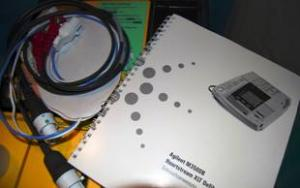 Defibrilator Agilent M3500B Heartstream XLT Notfall Monitor