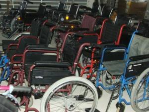 Scaun rotile handicapat