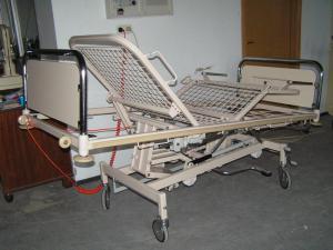 Pat bolnavi pentru spital