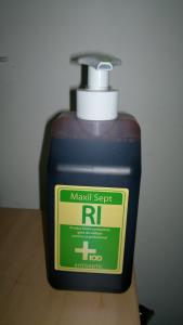 MAXIL Sept RI - dezinfectant iod 500 ml