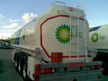 Cisterne pentru transport combustibili