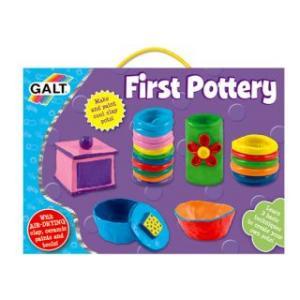 First Pottery. Primul meu kit de Olarit - Galt