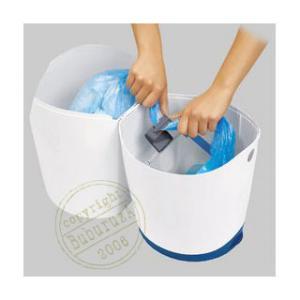 Saci material plastic