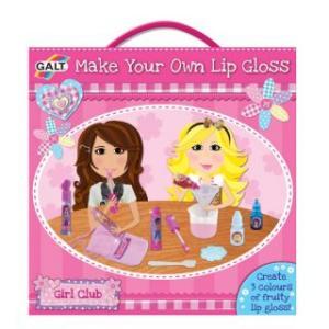 Make your own Lip Gloss. Creeaza-ti  propriul ruj de buze - Galt