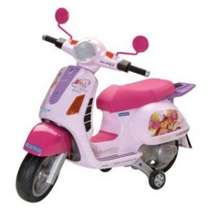 Motocicleta Vespa Winx - Peg Perego