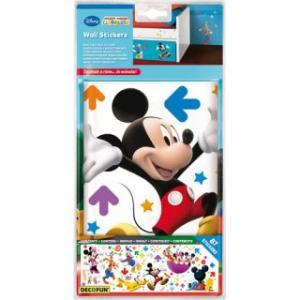 Sticker perete mickey decofun
