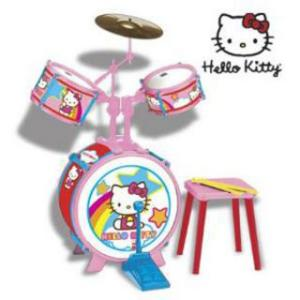 Set tobe (baterie) Hello Kitty - Reig Musicales