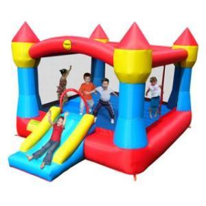 Spatiu Gonflabil Super Castel  - Happy Hop