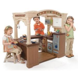 Bucatarie pentru copii - LifeStyle GrandWalk - 2CTNS - Step2