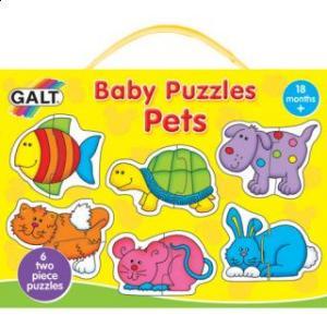 """Puzzle """"animale"""" galt"""