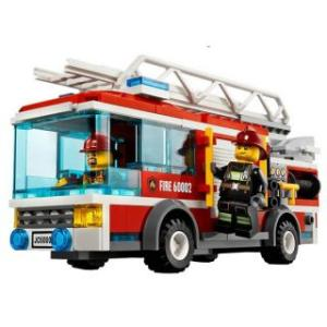 Camion De Pompieri (60002) LEGO City - LEGO