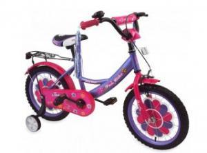 Bicicleta copii MyKids Jenny 777 G Violet 12 - My Kids