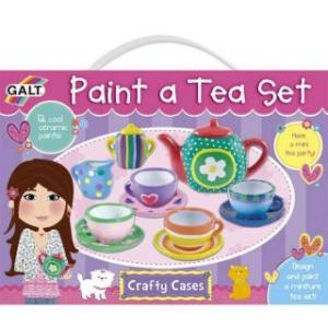 Set ceramica: Picteaza un set de ceai - Galt