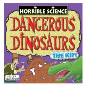 Kit experimente- Dinozauri - Galt