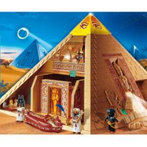Piramida - Playmobil