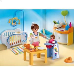 Camera nou nascutilor playmobil