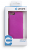 Husa spate protectie estuff telefon roz pink apple
