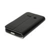 Husa flip tip carte telefon mobil vodafone smart 4