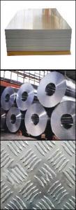 Tabla aluminiu lisa 2 mm