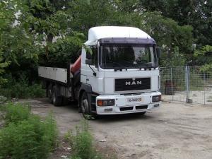 Transport camion 22 t