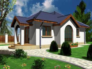 Proiect de casa cu nivel