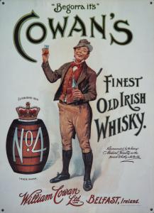 Reclame vechi la bauturi