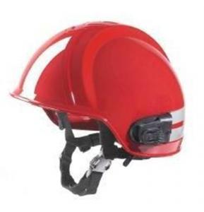 Casca protectie pentru pompieri cu ochelari