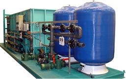 Statie de potabilizare apa
