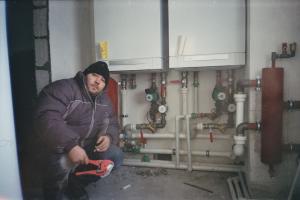 Executii instalatii termice sanitare