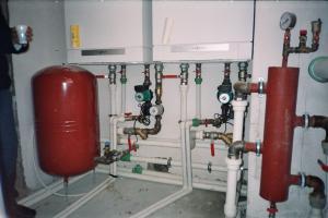 Instalator montaj centrala termica viessman
