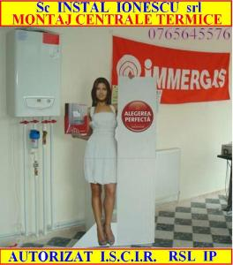 Montaj service centrale termice