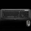 Kit tastatura + mouse wireless, njoy