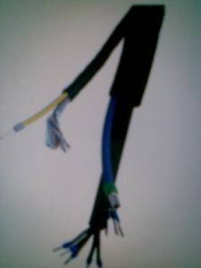 Cabluri spiralate
