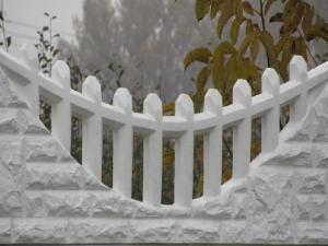 Garduri prefabricate din beton