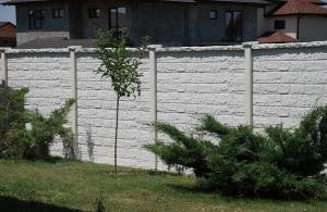 Modele de gard de beton