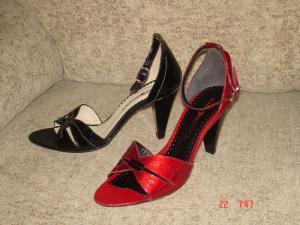 Sandale dama piele naturala