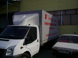 Transport rapid de marfa usoara